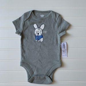 Unisex baby onesie